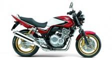 2010 Honda CB400 Thumb