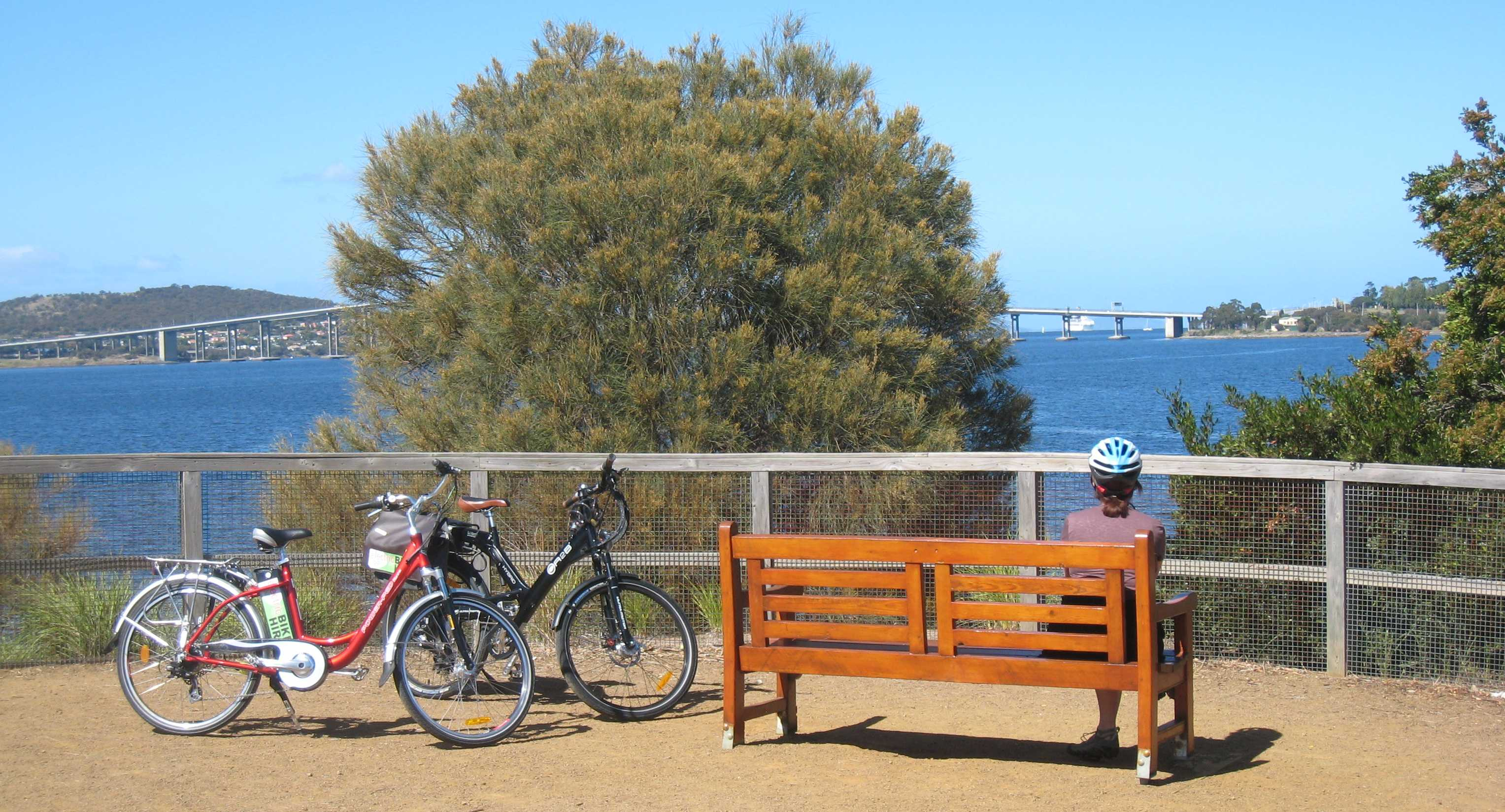 Things to do in hobart bike hire tours for Home ideas centre hobart