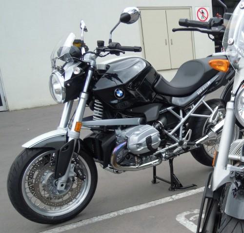 2013 BMW R1200R