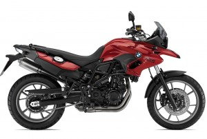 BMW F700GS Right Side