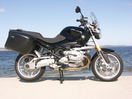 Moto Adventure's BMW R1200R