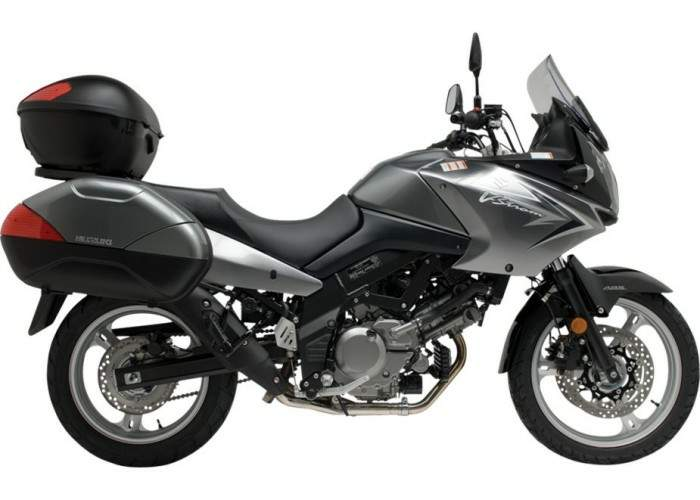 Review of Suzuki V-Strom 650XT Touring 2019: pictures