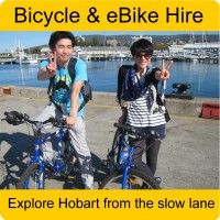 Hobart Bicycle Hire