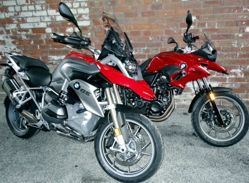 2014 BMW R1200GS LC