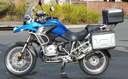 BMW R1200GS 2012